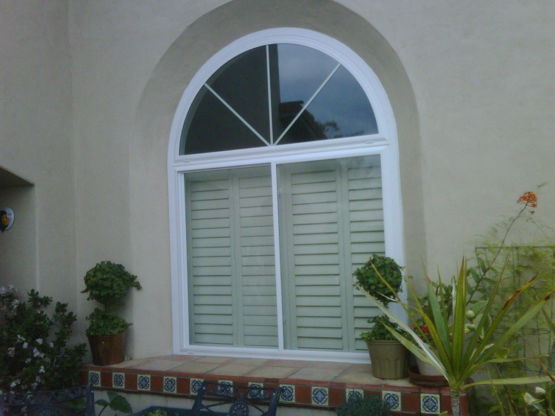 Vinyl Retrofit Windows 92123