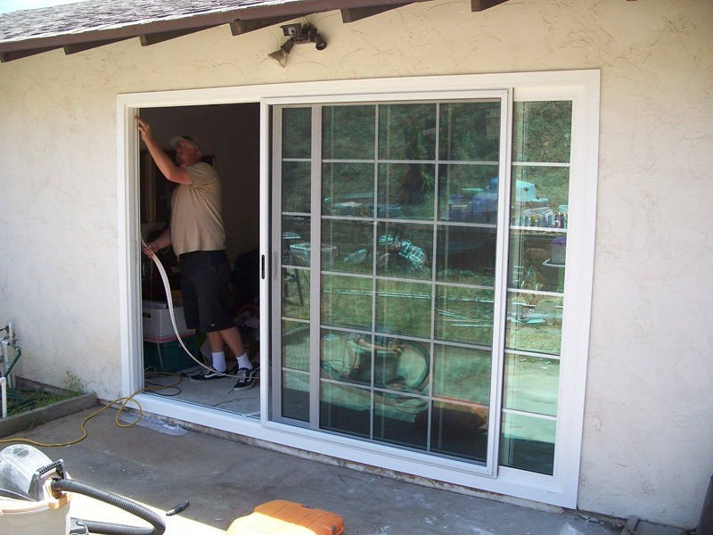 Door Installation 92110