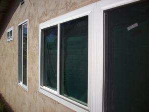 Vinyl Retrofit Windows 92056