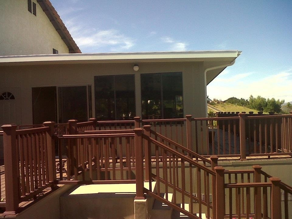deck installation 92075