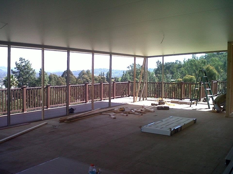 deck installation 92103