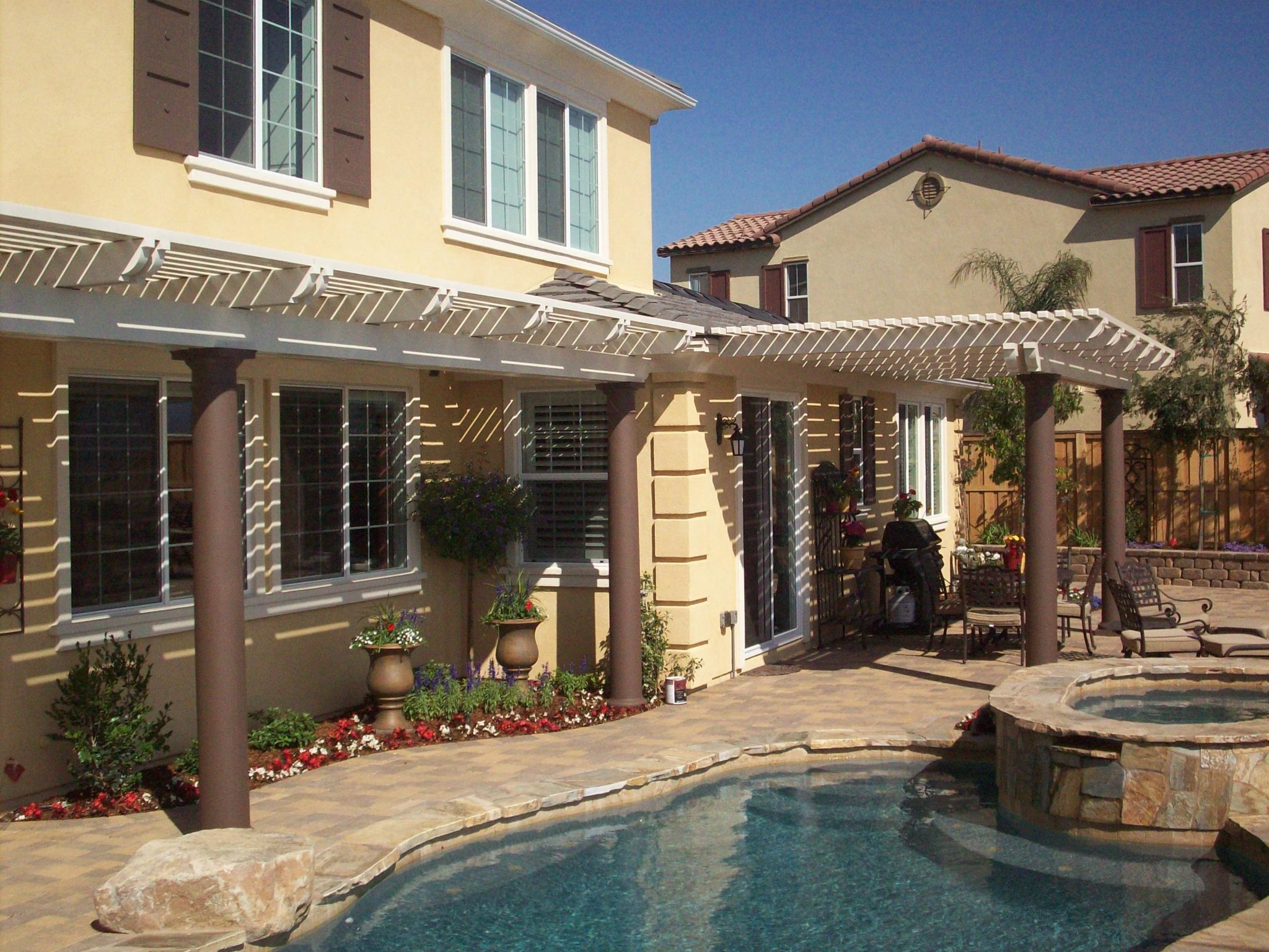 Elitewood Aluminum Patio Covers