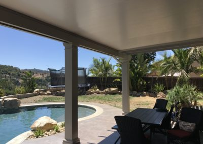 Solid Patio Cover San Diego