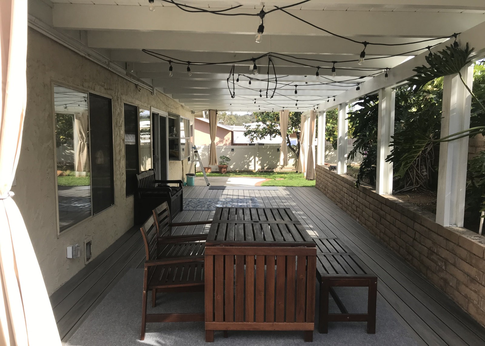 New Deck Installation in San Diego County