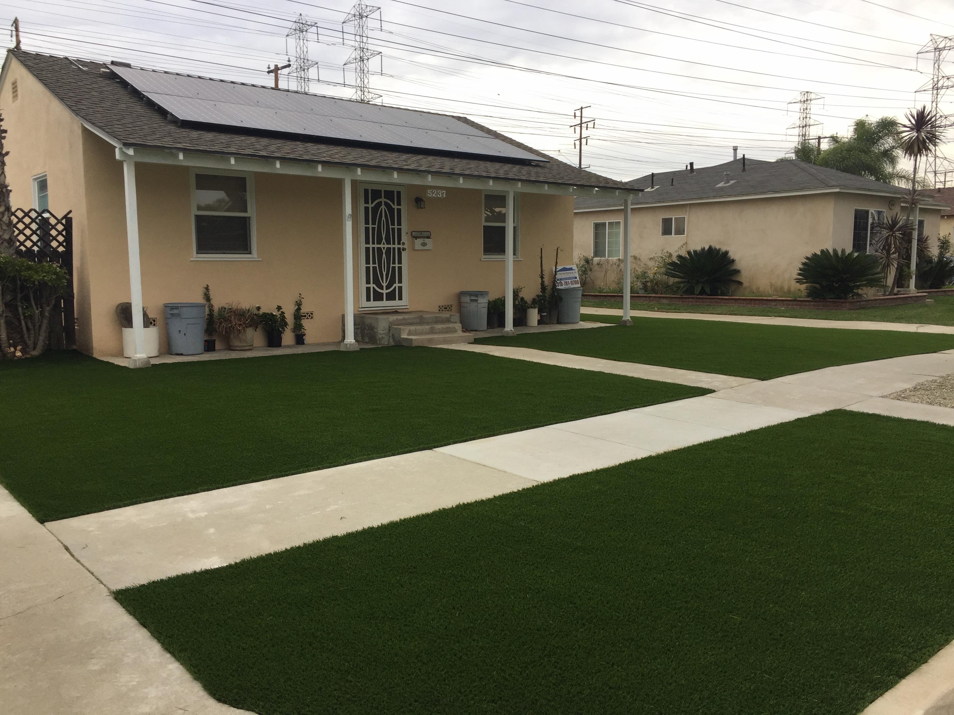 Artificial Grass Installation San Diego